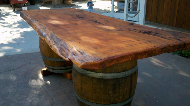 Slo Pest And Termite Wine Barrel Furniturewhy Would A